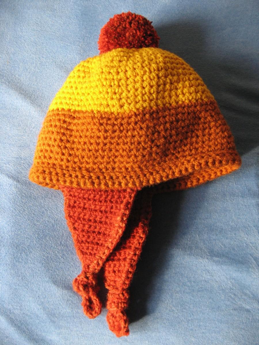 Redheart Knitting Patterns : Jayne Cobb Beanie -- Crochet Version