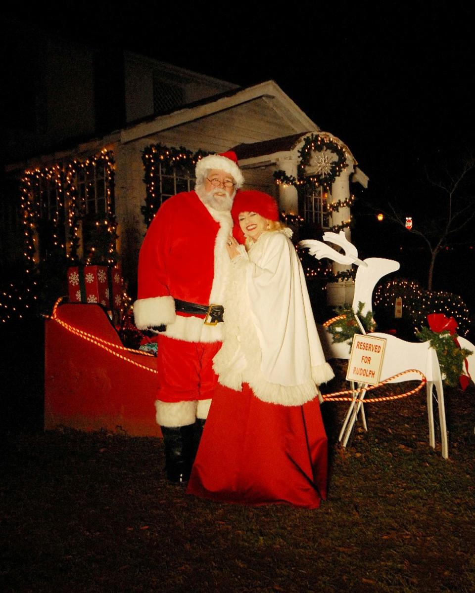 Pendleton SC Christmas