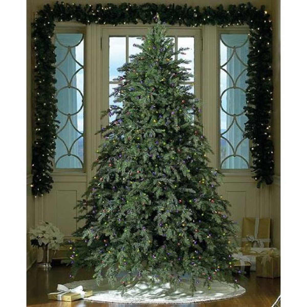 Buy a Beautiful Pre Lit Christmas Tree at a Discount!