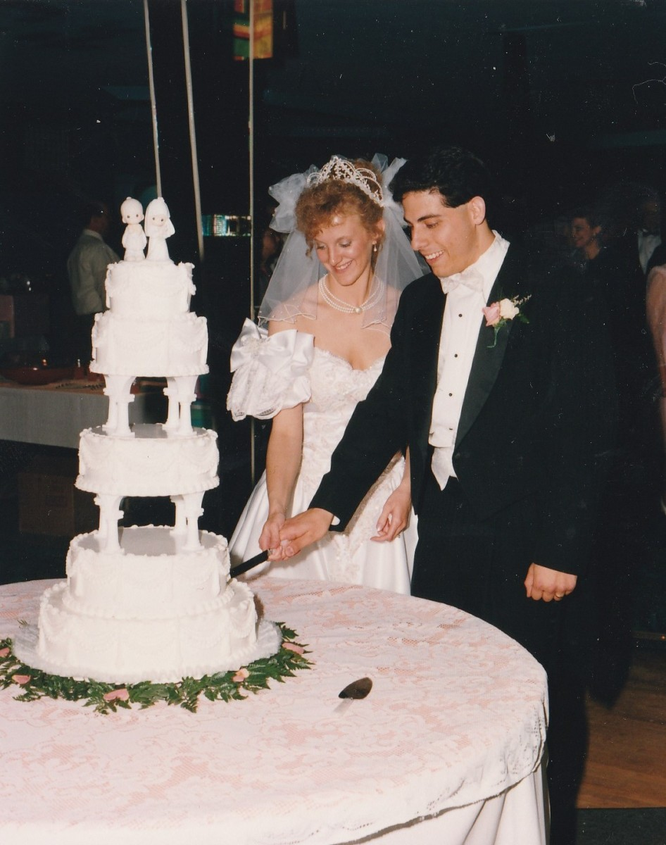 Married on 5/29/93