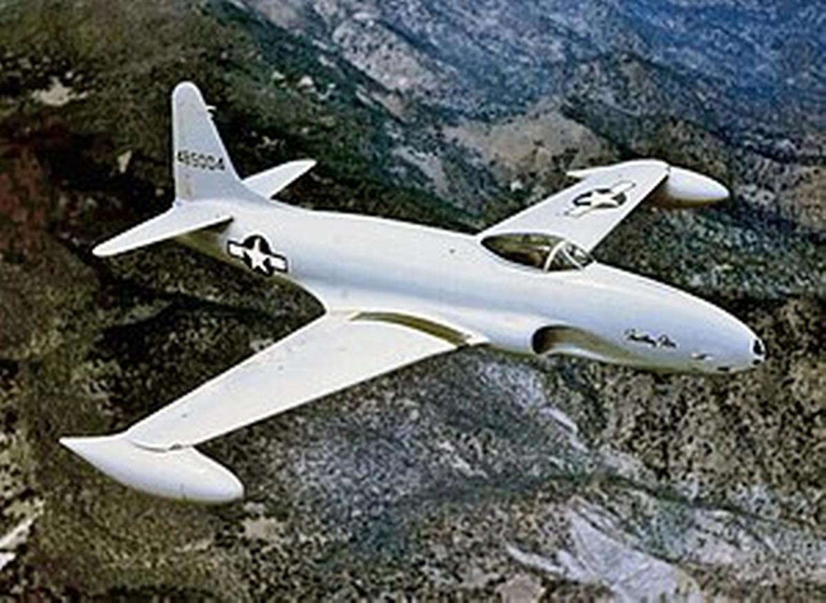 Lockheed P80