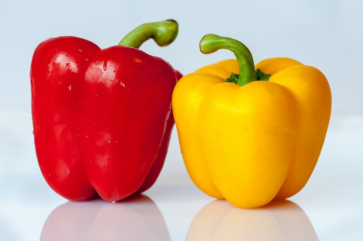 Picture for capsicum/papryka