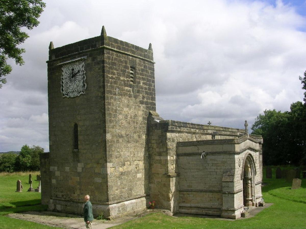 St Mary's Church, Fridaythorpe