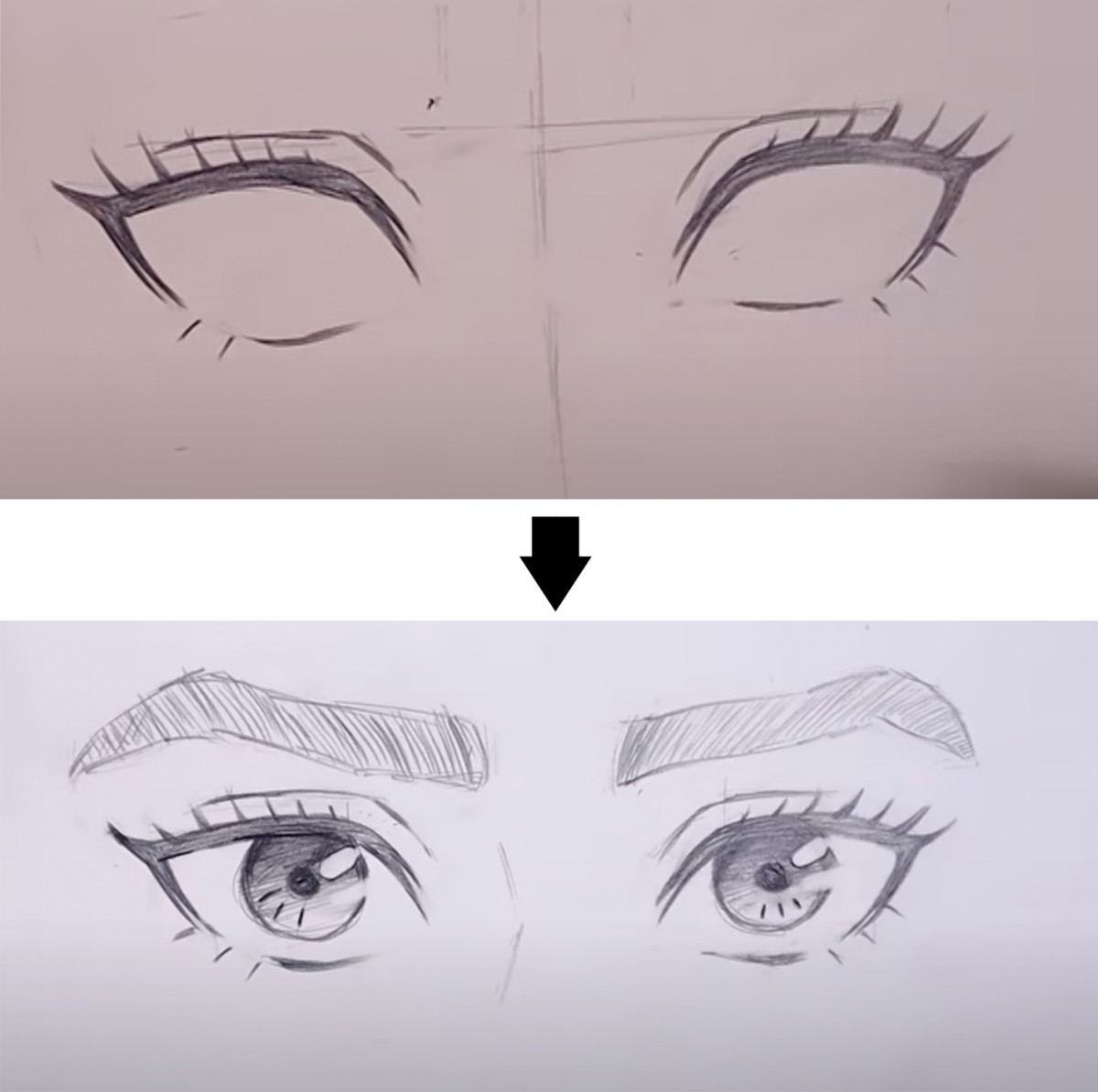 Keep Different Parts of Your Drawing in the Same Stage of Completion