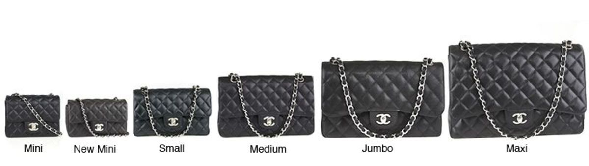 All About the Chanel Classic Flap Bag - All Varieties!