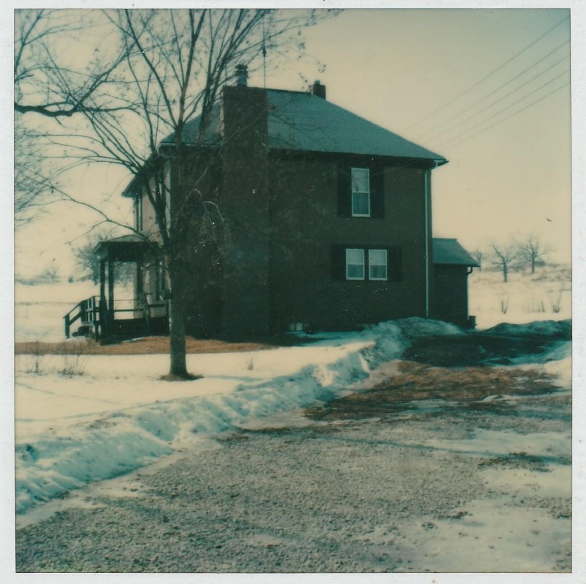Farm house in 1979