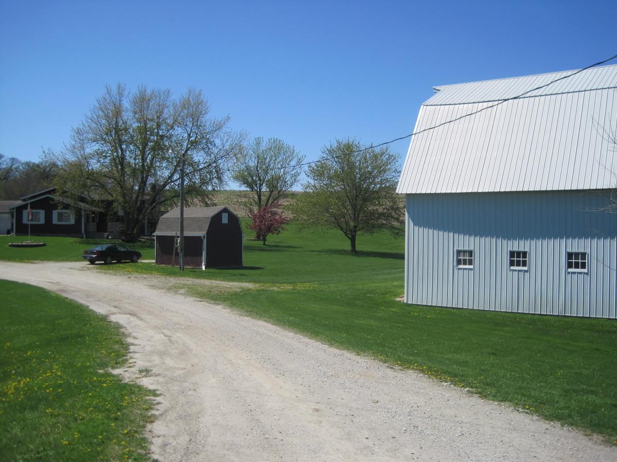 Farm as it appears today