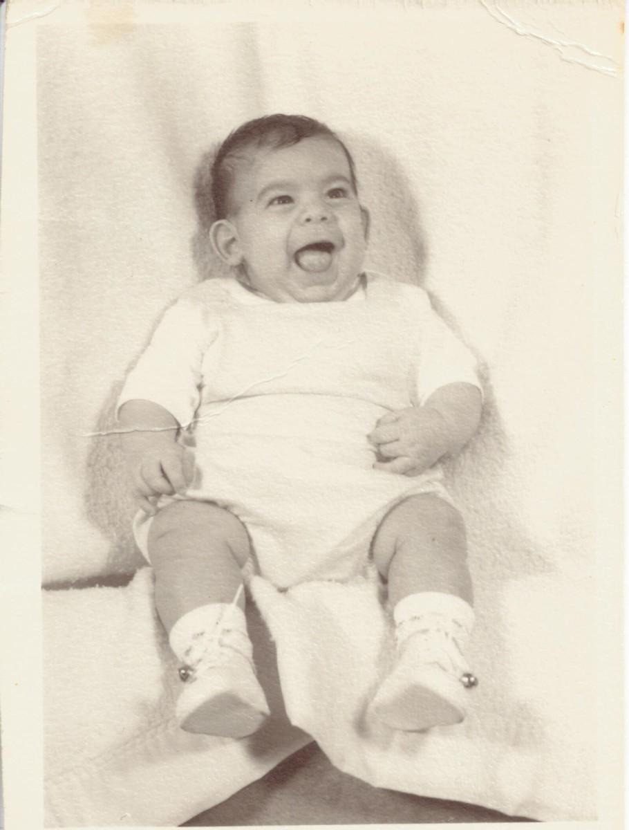 My baby photo