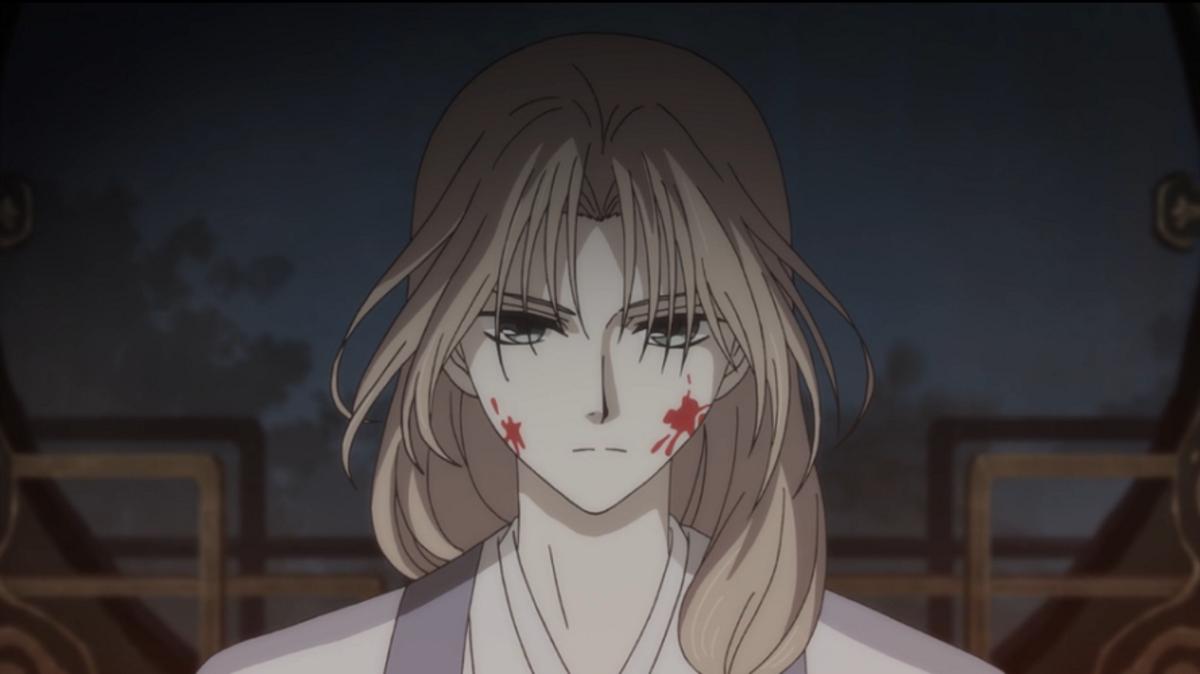 Soo-Won in Yona of the Dawn (Akatsuki no Yona)