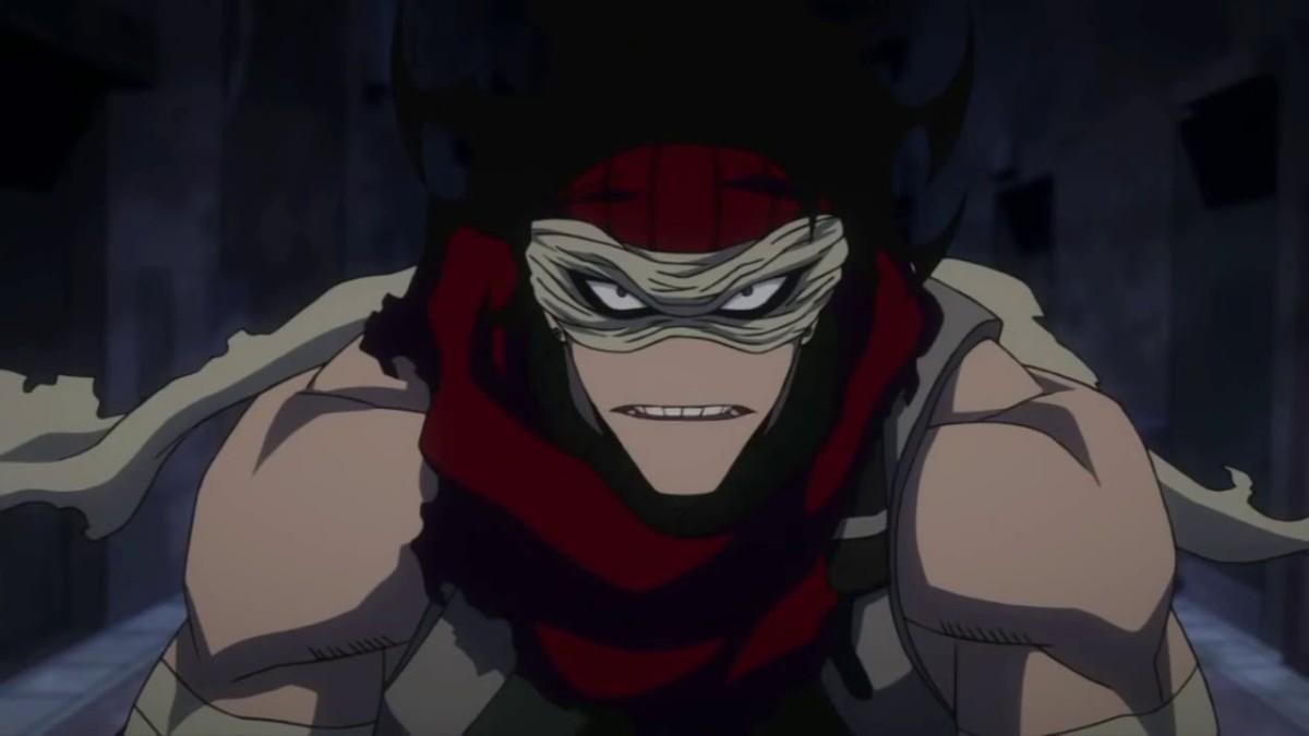 Chizome Akaguro aka Hero Killer: Stain from My Hero Academia