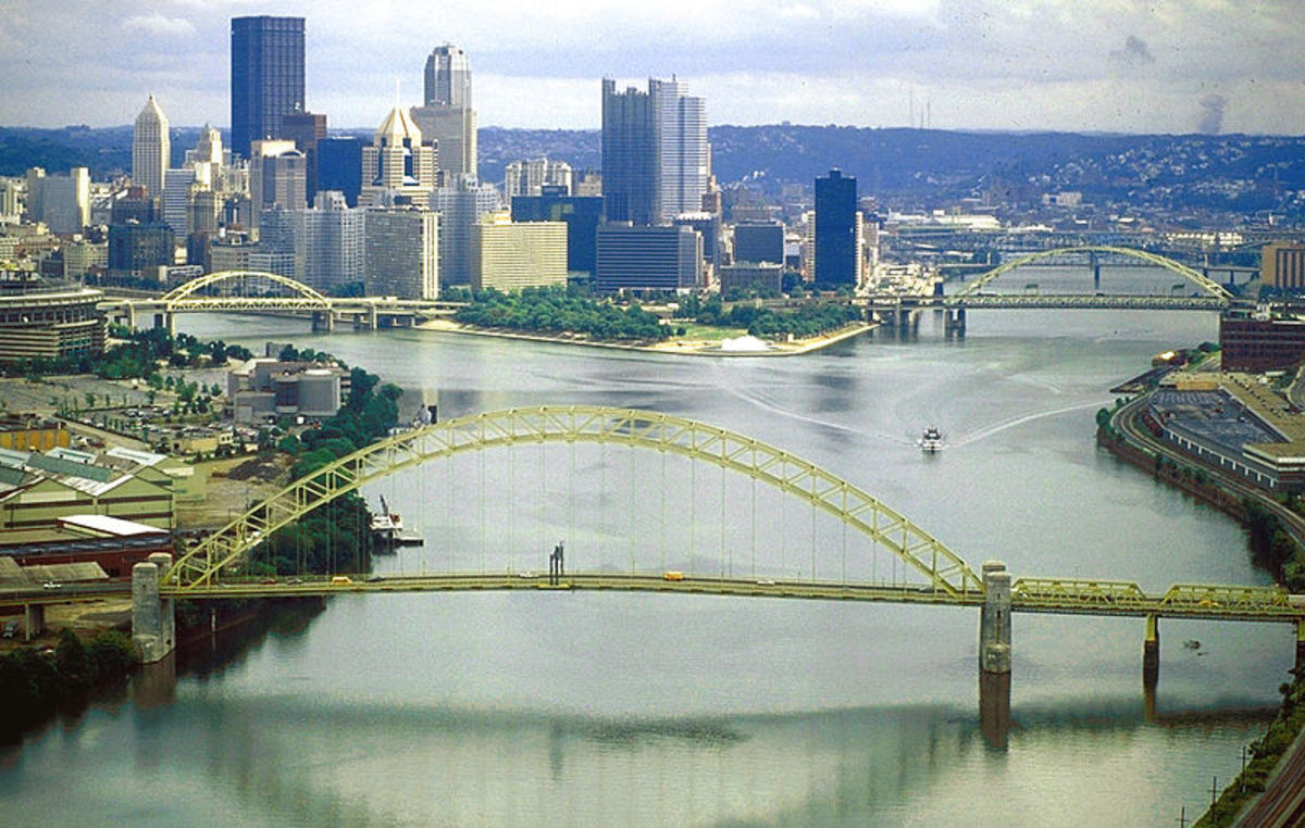 Best Vacations at Historic Ohio River Landmarks