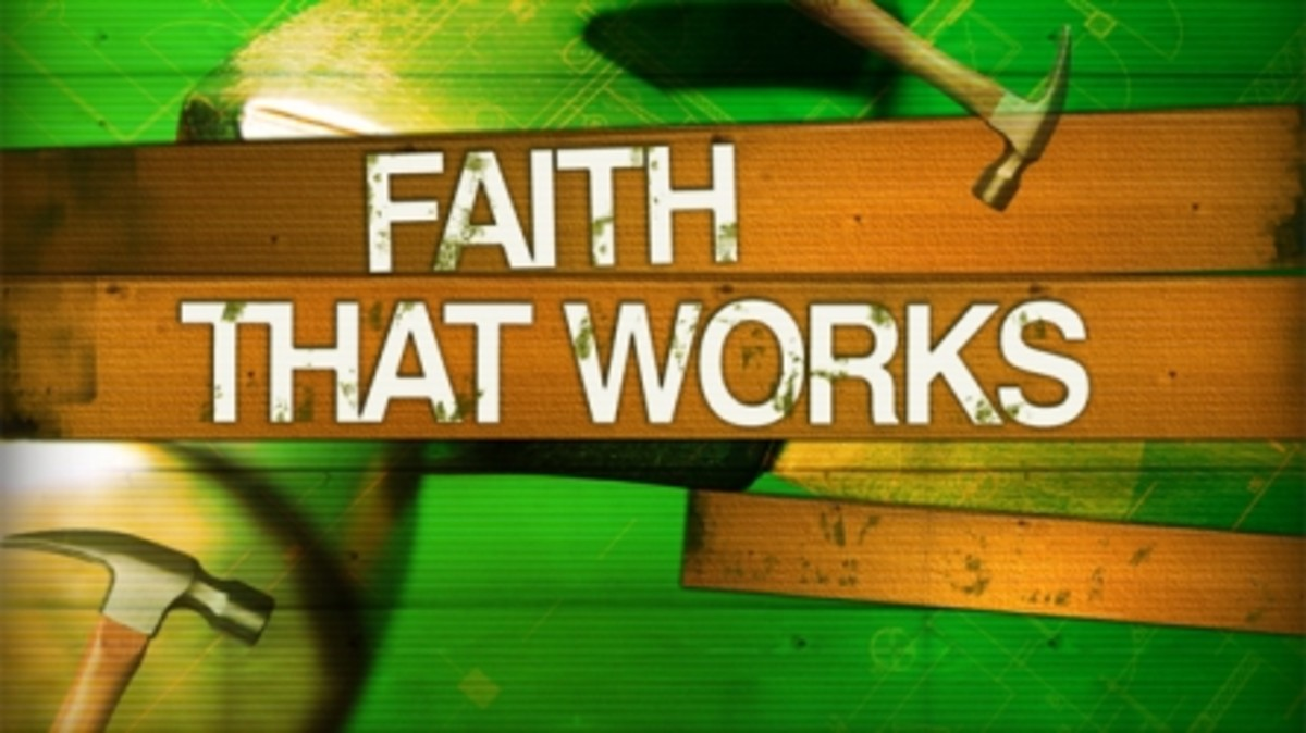 Finding a Faith That Works: James 2:14-26