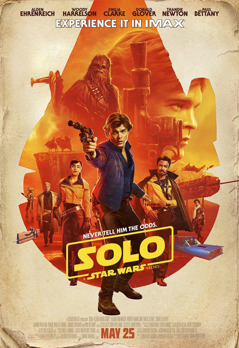 Should I Watch..? Solo: A Star Wars Story