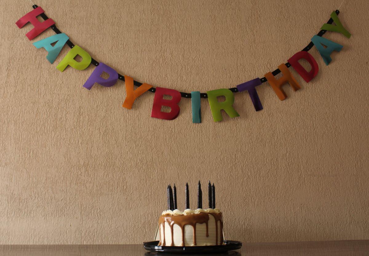 Say happy birthday the right way!