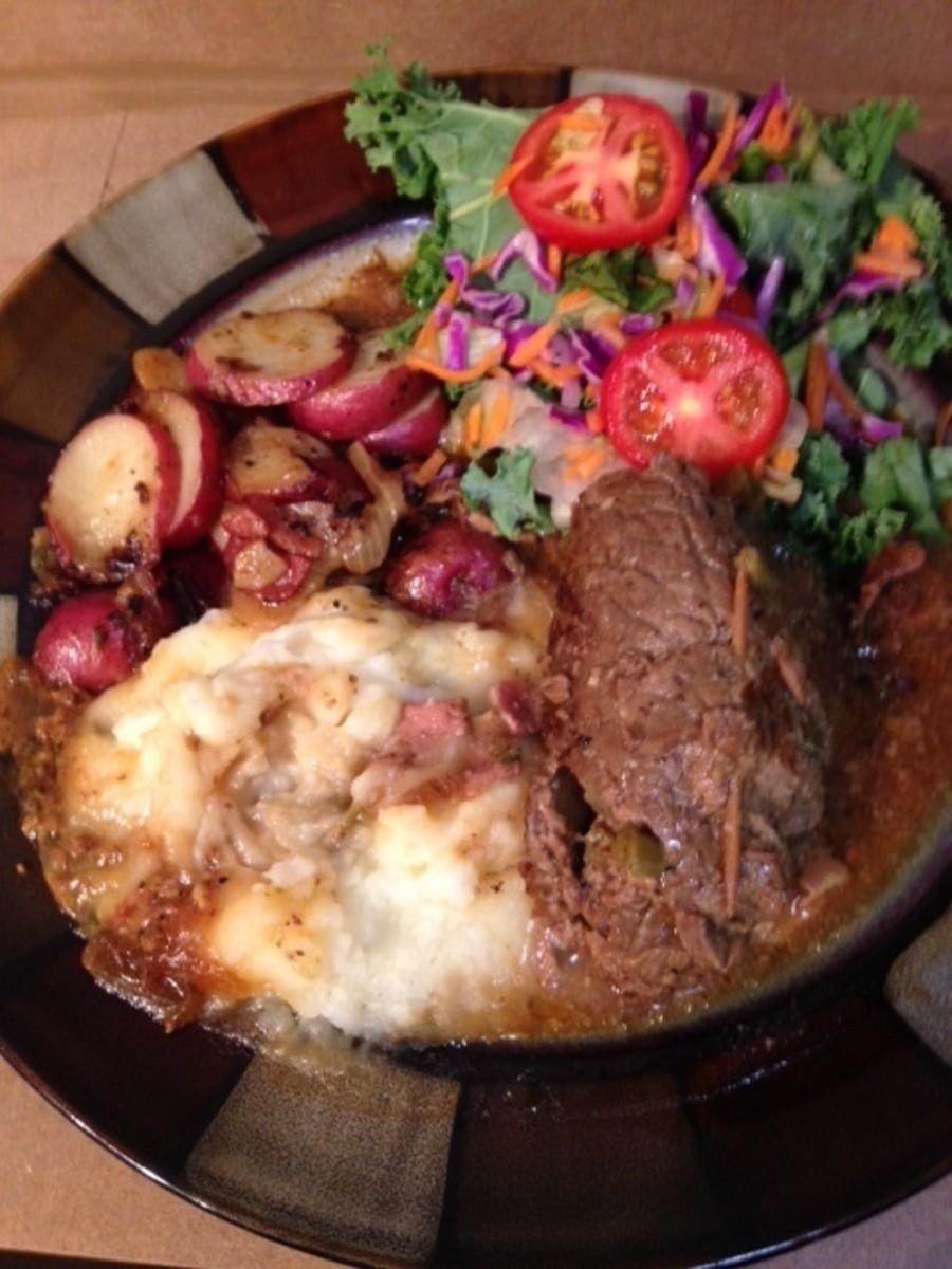 Beef German Rouladen