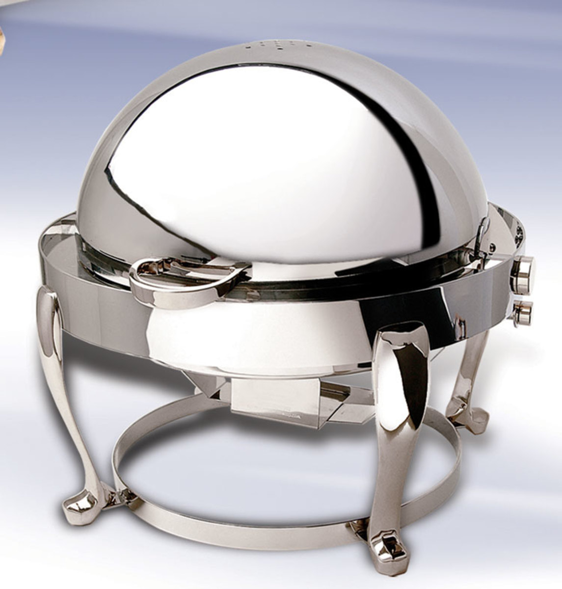 Do You Use Stainless Steel Chafing Dishes For Big Parties?