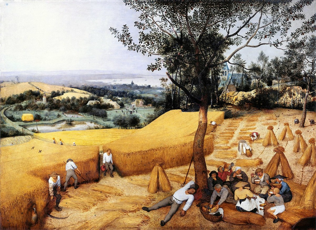Ancient Agro-based China