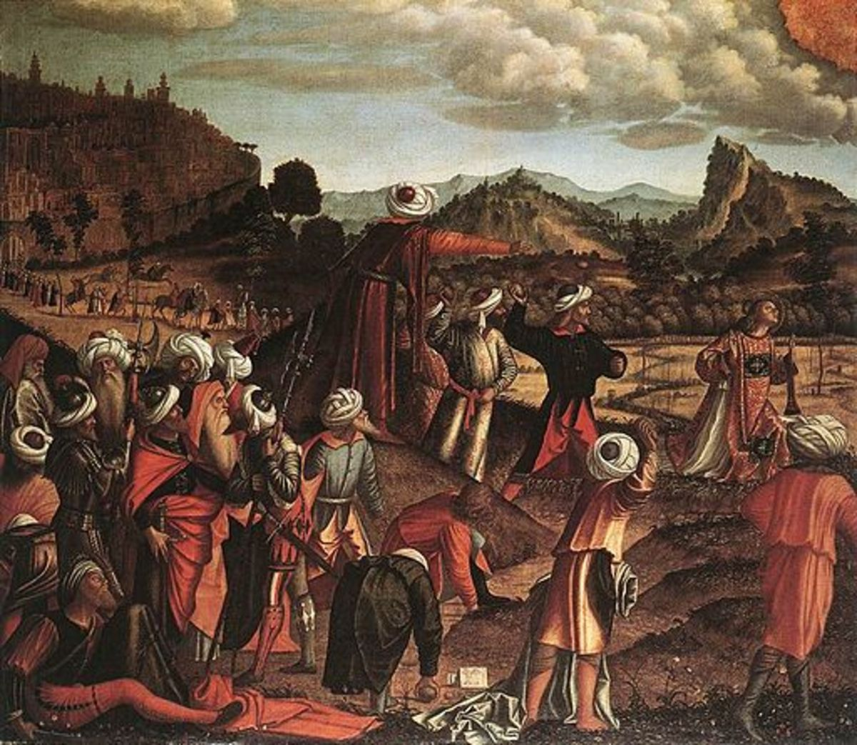 The stoning of Steven: remaining faithful to the Word at all cost
