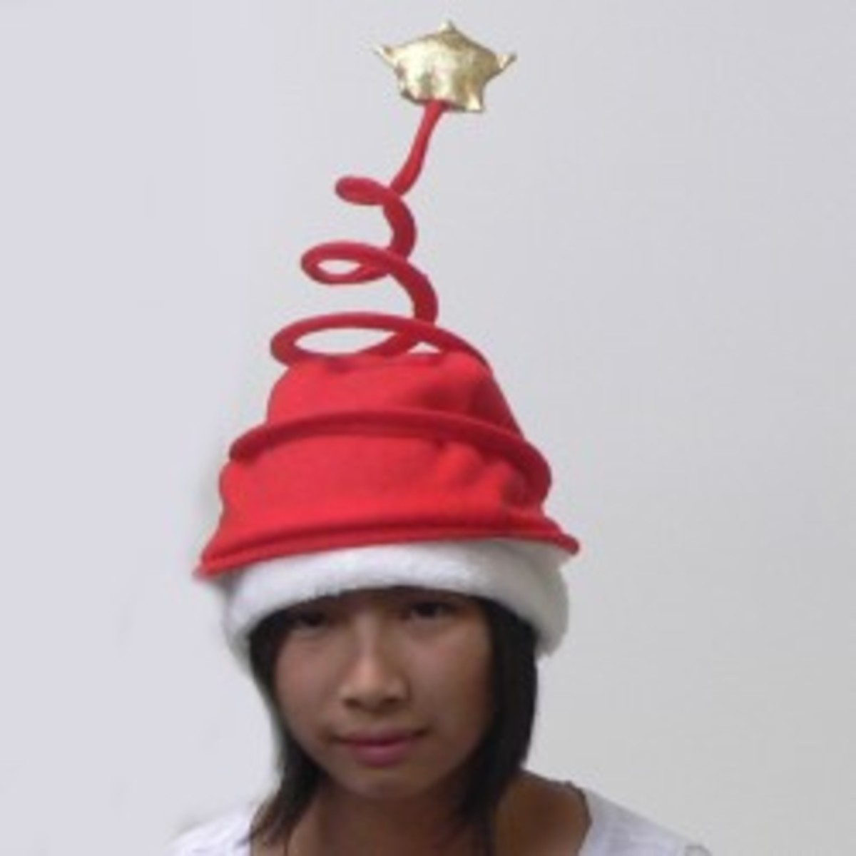 Christmas Novelty Hats: Trees, Reindeer, Turkeys, Elves, and Other Assorted Fun Head Wear