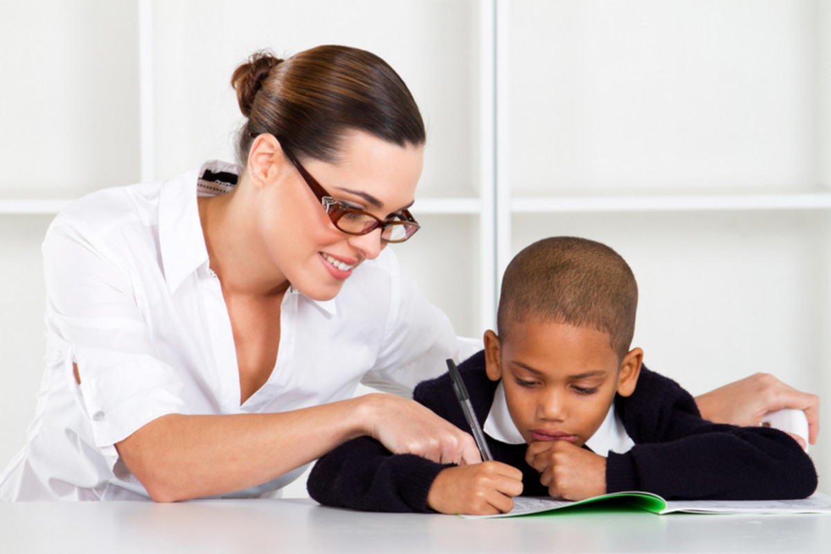 Children need emotional support of the parents and teachers during their examinations. Be available to them.