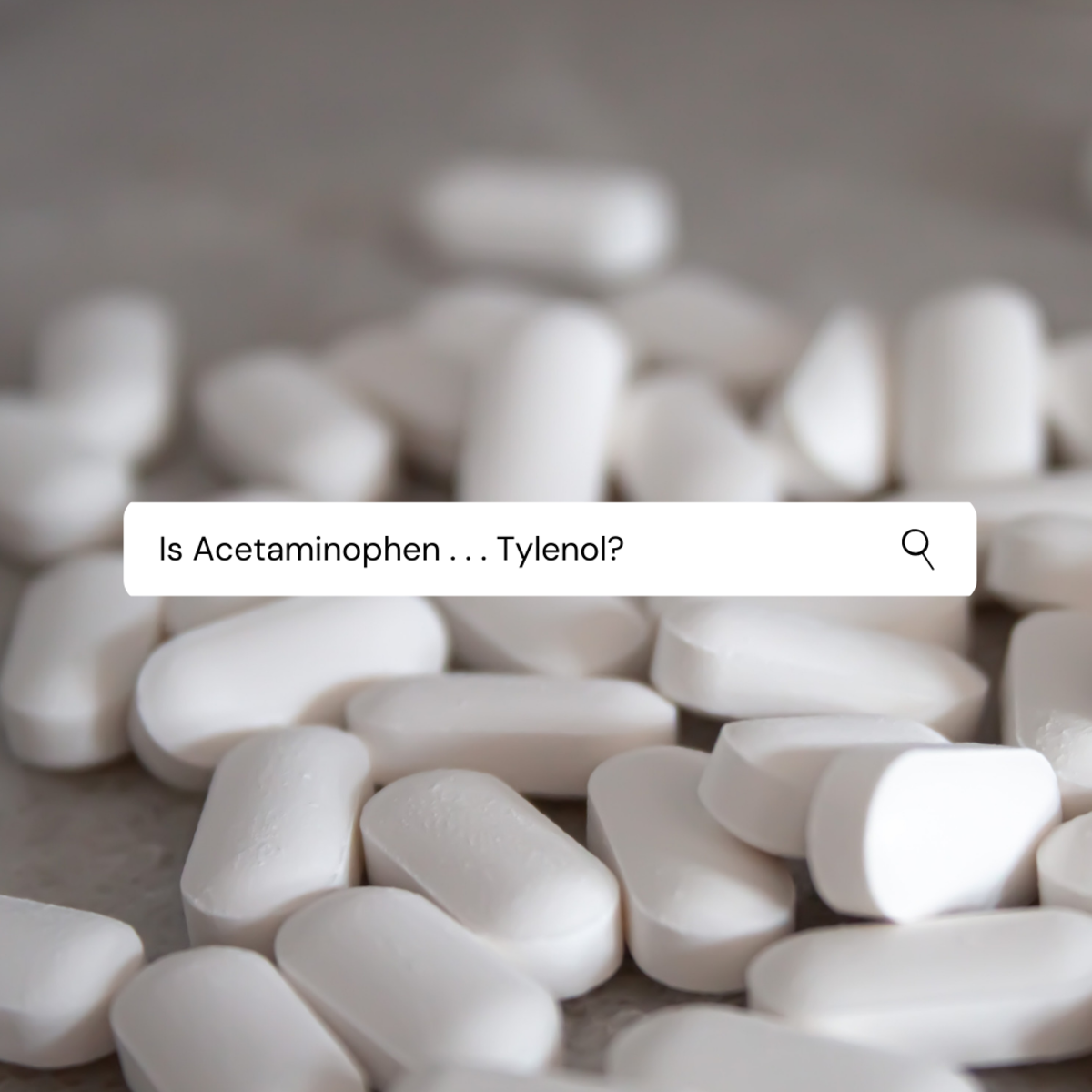 Are Tylenol and acetaminophen the same?