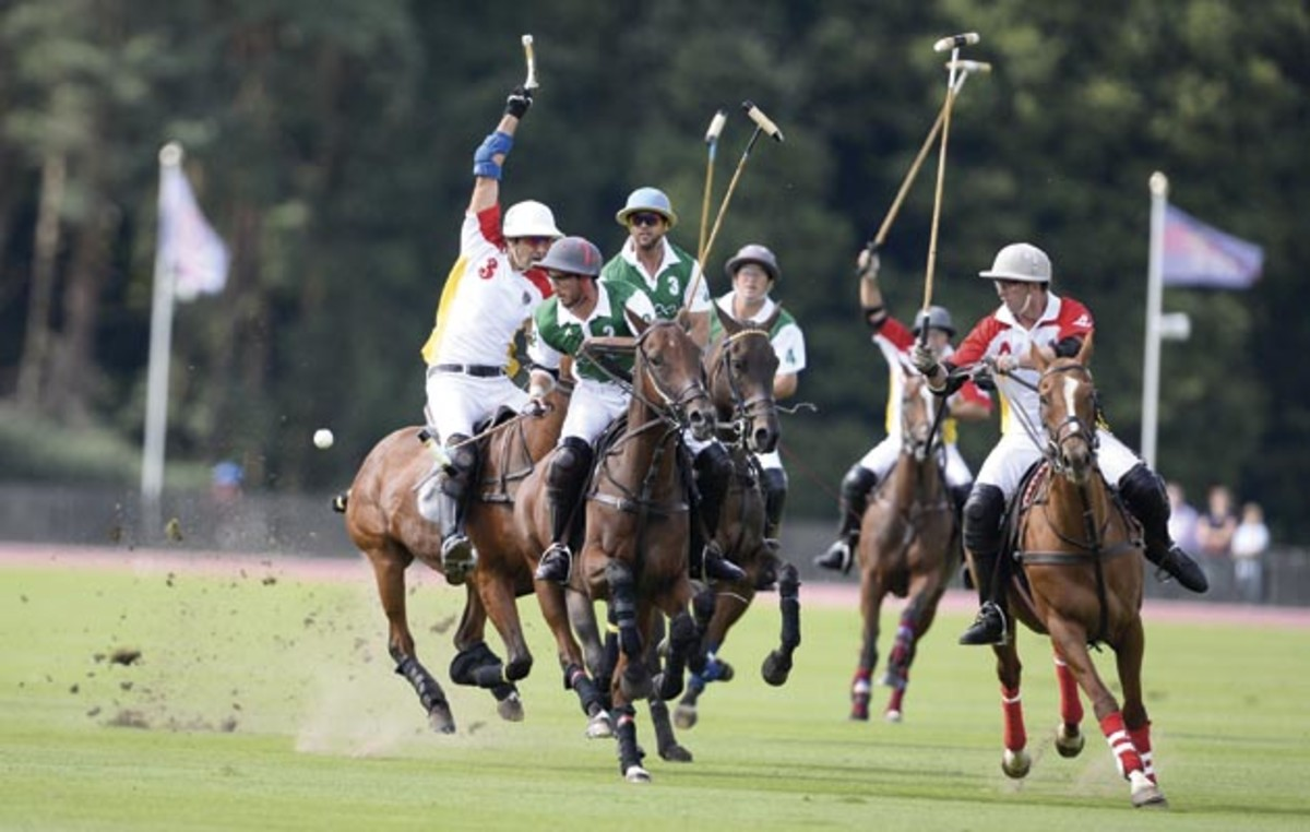 Horse Polo in India
