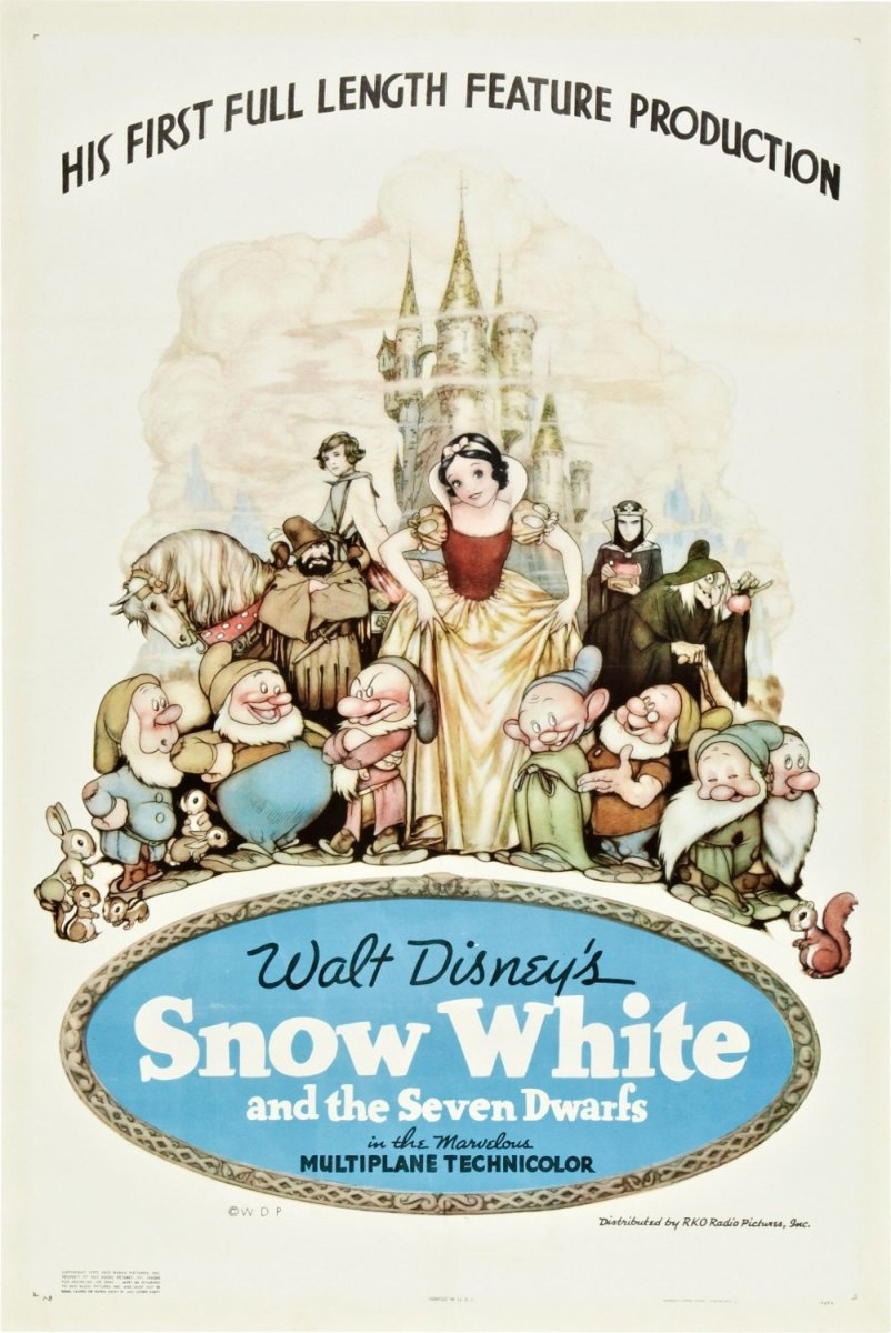 "Movie Review: ""Snow White and the Seven Dwarfs"""