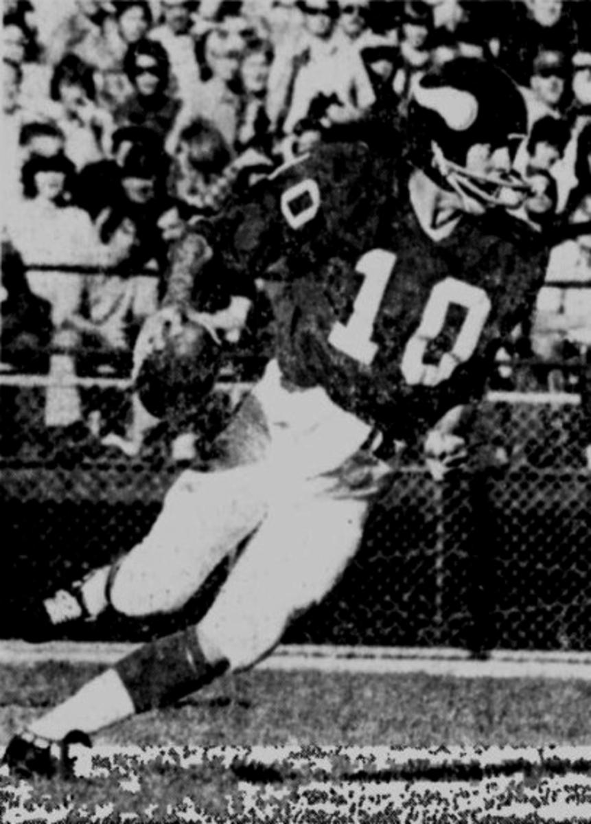 Fran Tarkenton is one of five Hall of Fame quarterbacks who never won a Super Bowl.