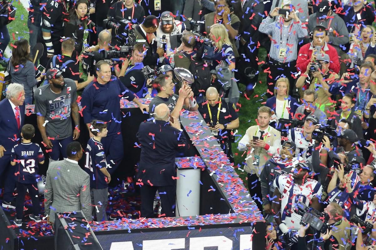 One quarterback who hasn't had any problems winning Super Bowls is Tom Brady, who has six championships.