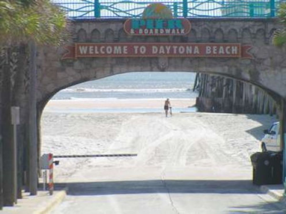 Vacation Destination, 11 Fun Things To Do In Daytona Beach, Florida