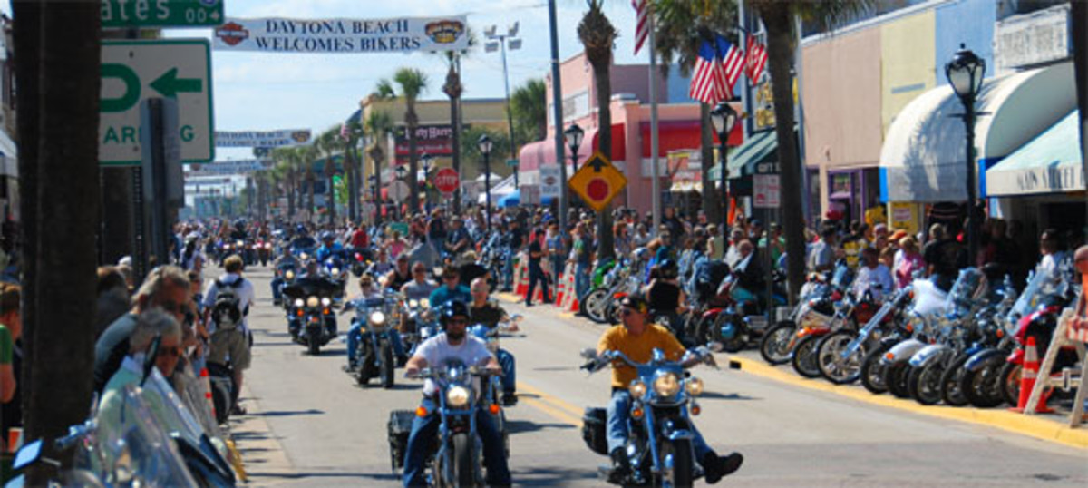 Main St. Bike Week