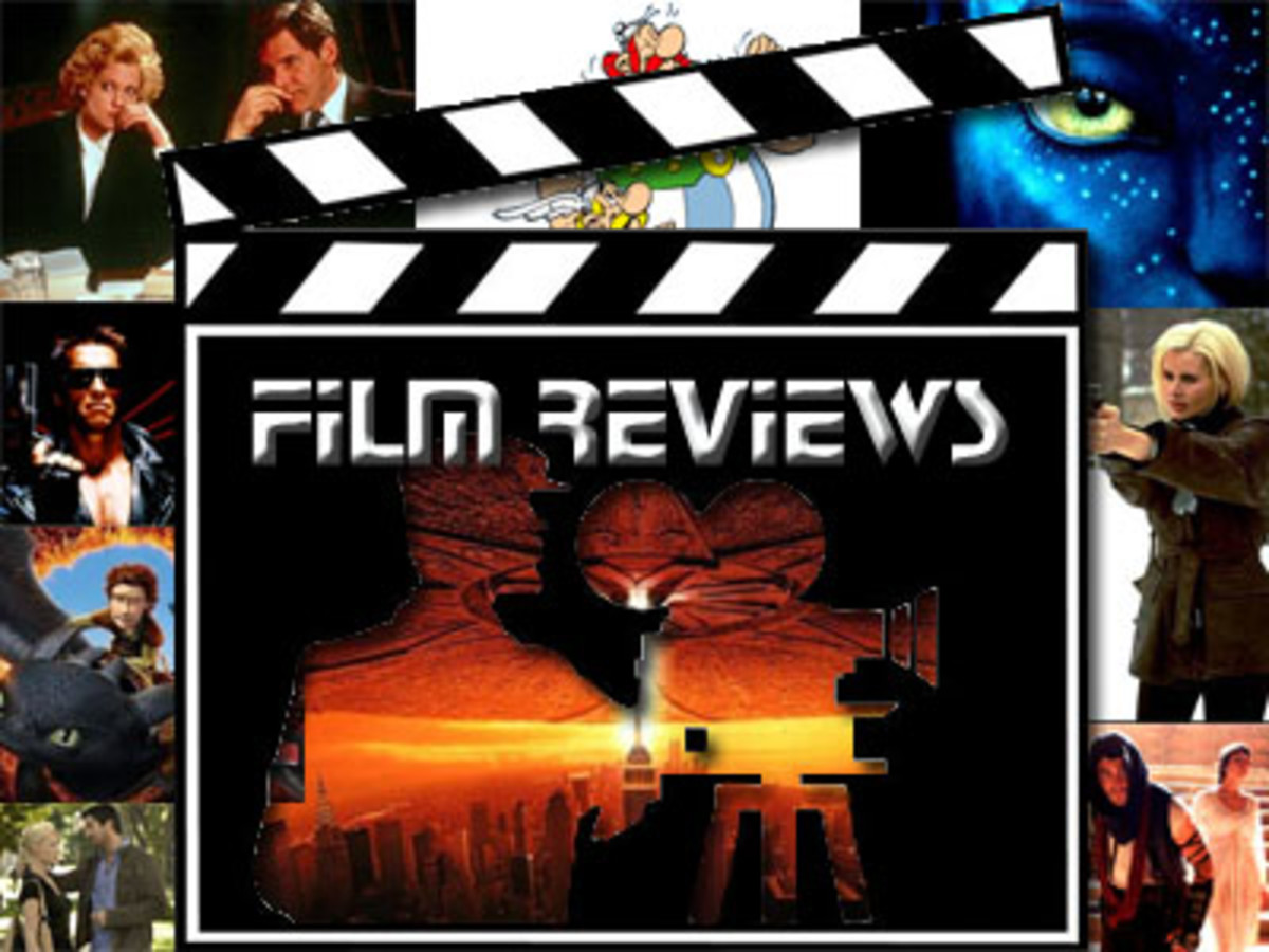 Write a review for a Film you recently watched on DVD