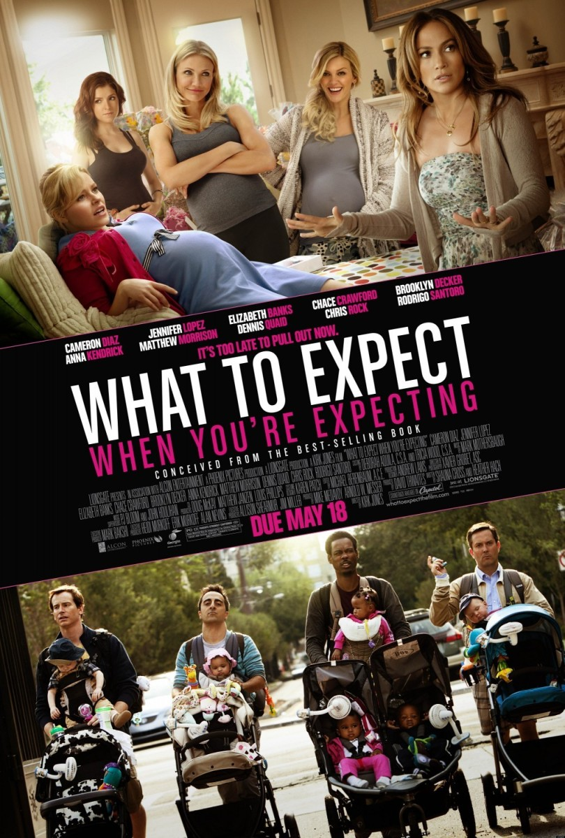 "Movie Review: ""What to Expect When You're Expecting"""