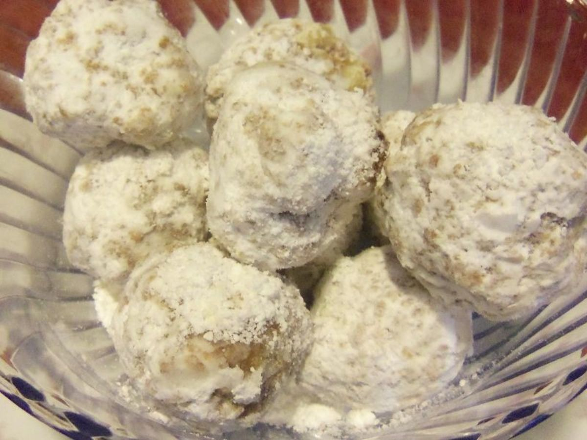 Snowball Surprise Quick Cookie Recipe