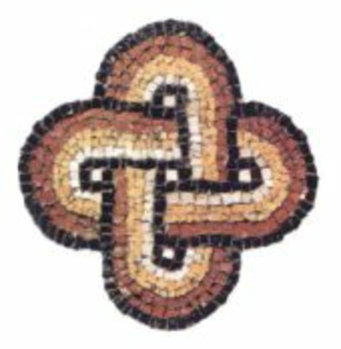 the Greco-Roman symbol for co-operation