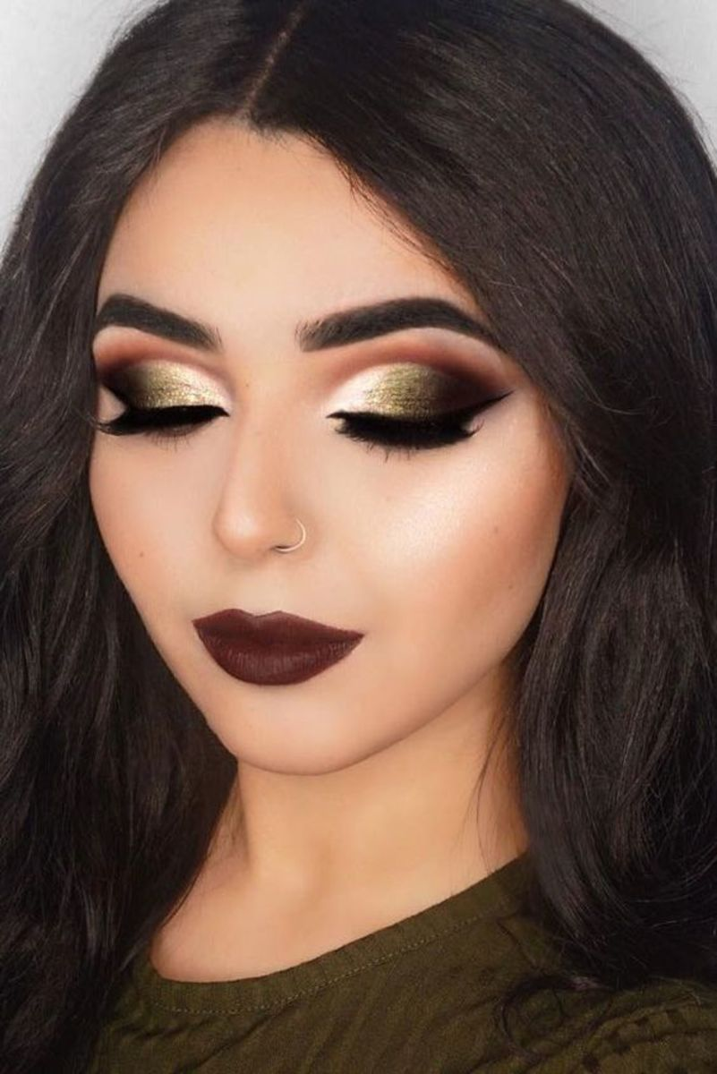 Top 10 Winter Makeup Trends