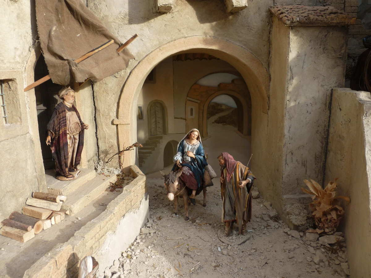 Many tellings of the nativity story insist Mary rode a donkey to Bethlehem despite this never being mentioned in the Bible.