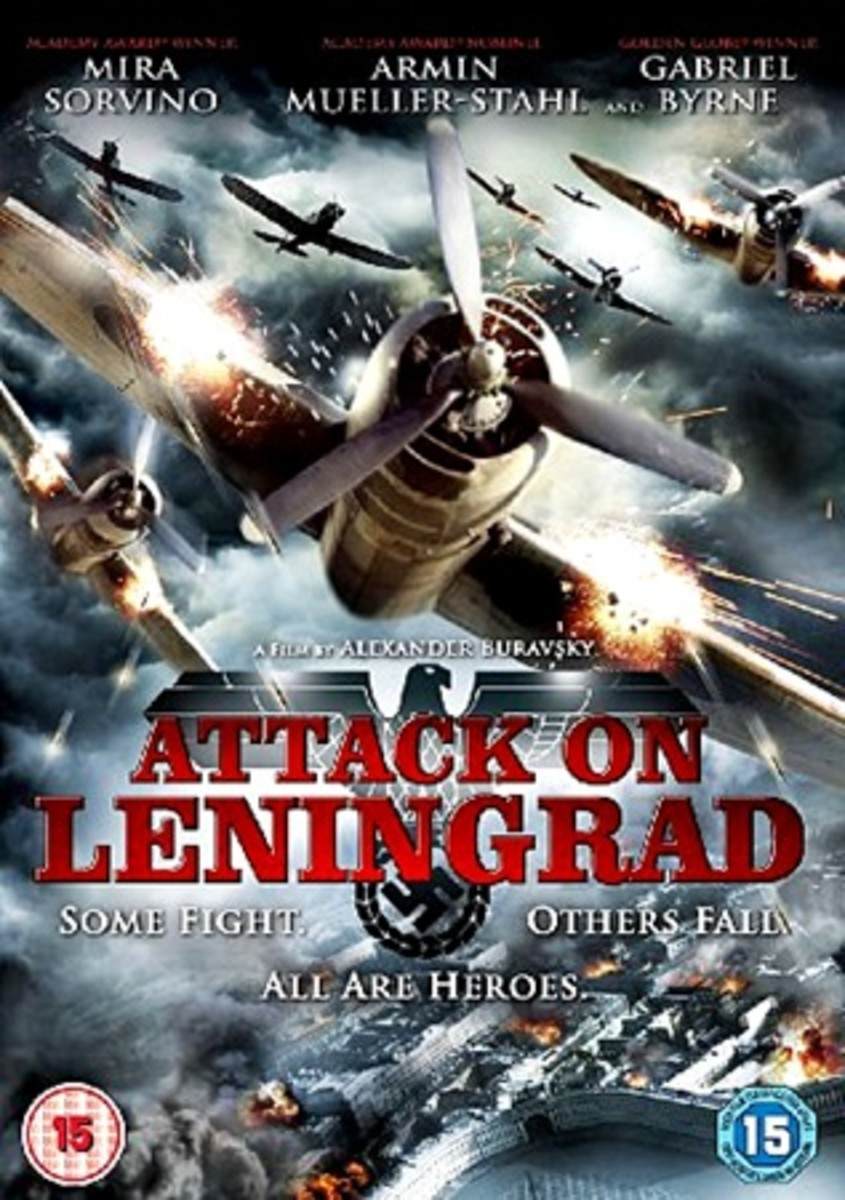 Russian Movie: Attack on Leningrad