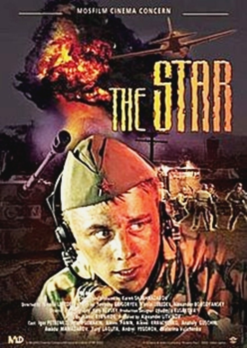 The Star: Russian War Movie