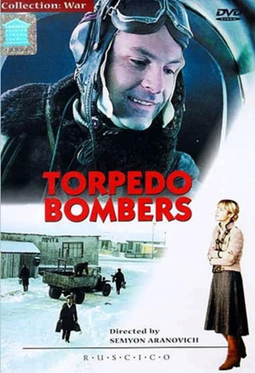 Torpedo Bombers DVD Image