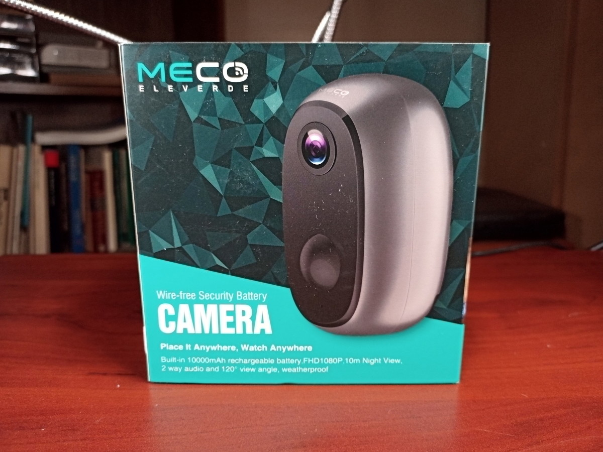 Meco Outdoor Security Camera