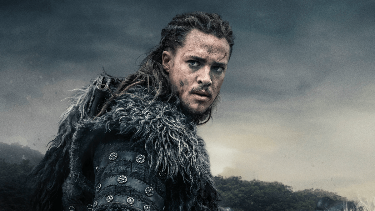 Alexander Dreymon in The Last Kingdon