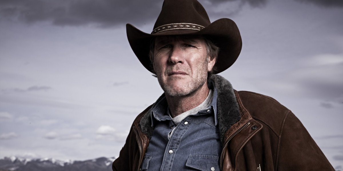 Robert Taylor as Walt Longmire