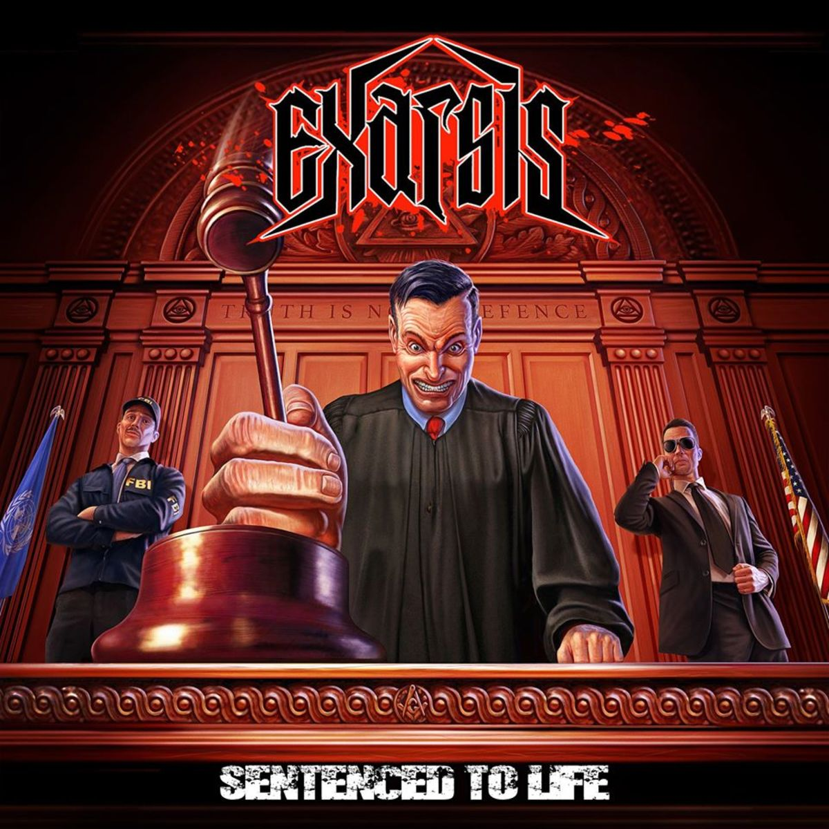 review-of-the-album-sentenced-to-life-by-greek-thrash-metal-band-exarsis