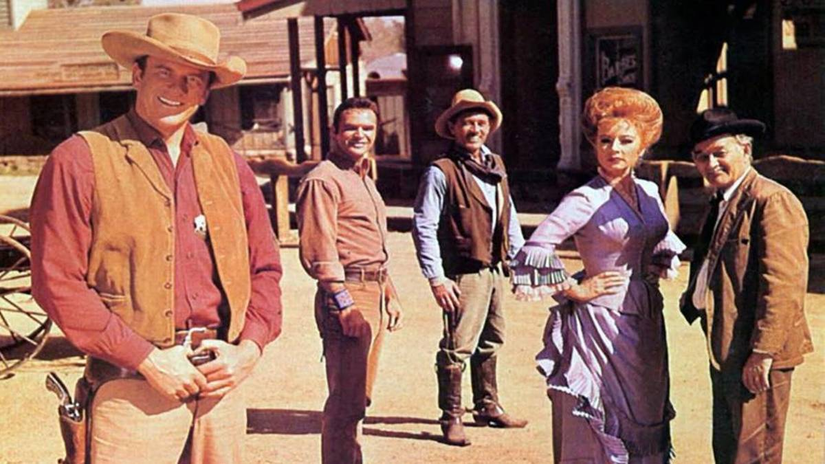 In 1958, Gunsmoke was America's most popular TV show.