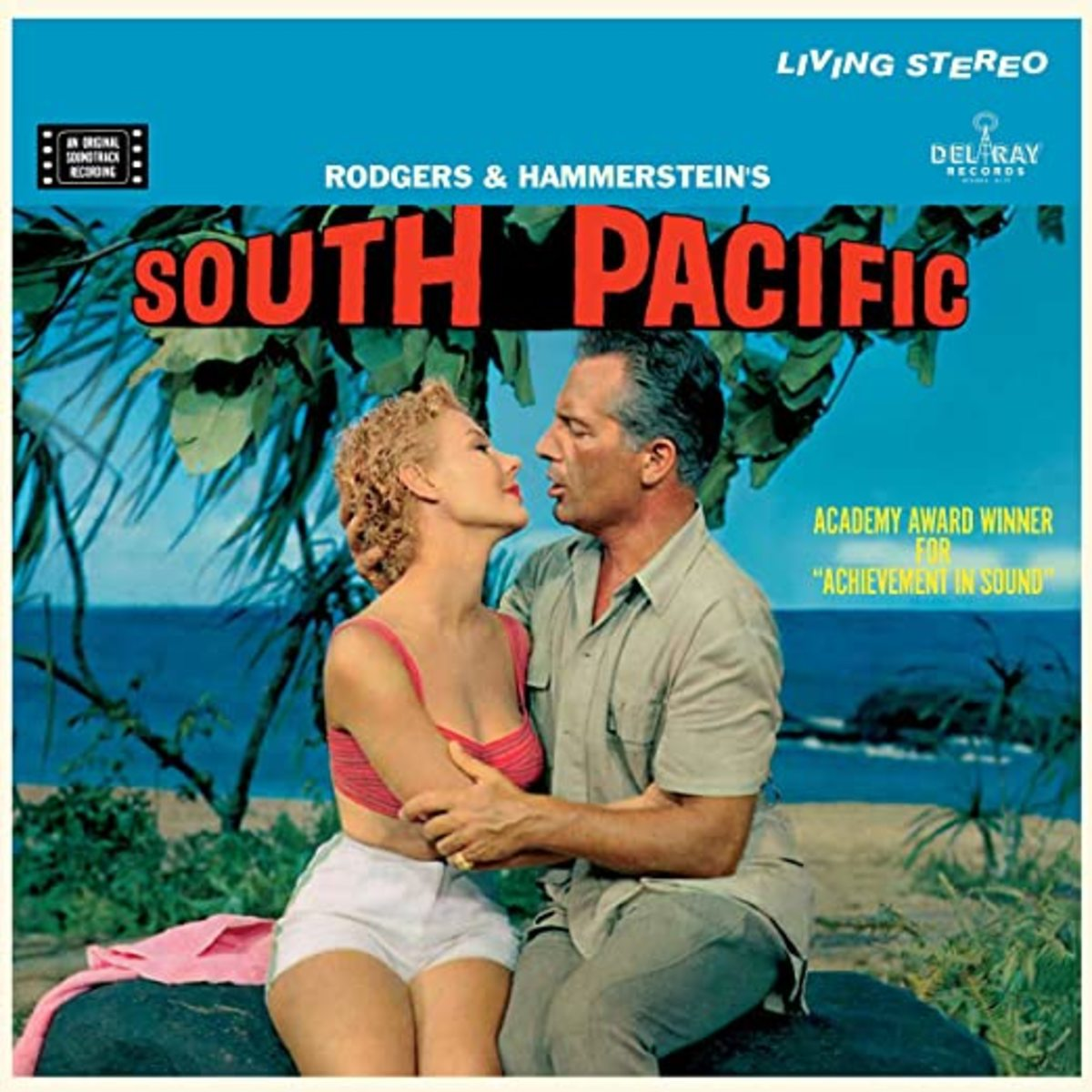 In 1958, South Pacific was the highest-grossing film.