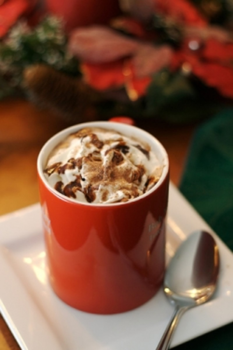 How to Make Homemade Hot Chocolate Mix