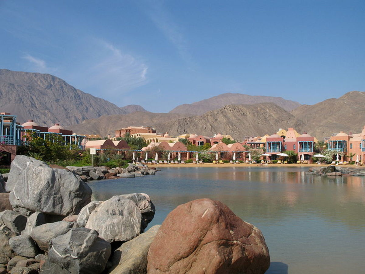 Taba From a Small Bedouin Village to a World Tourist City