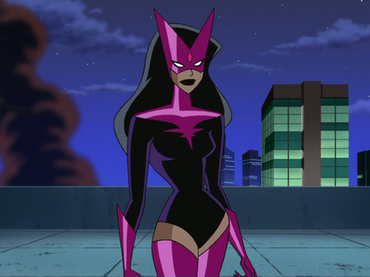 The beautiful Star Sapphire.