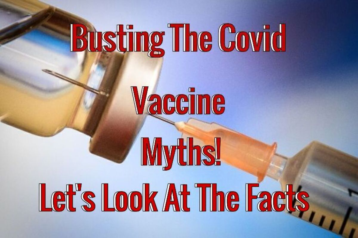 Busting the Covid Vaccine Myths Let's Look at the Facts!